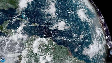 Dorian se debilita a huracán de categoría 1 frente a la costa de EE.UU. [VIDEO]