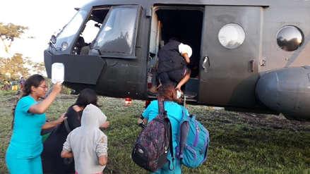 Junin | Especialistas del Minsa viajaron a comunidad donde ocurrió intoxicación masiva en Satipo