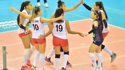 ¡Vamos por más! Selección Peruana de Voleibol sumó segunda victoria en el Mundial Sub 18 ante Turquía