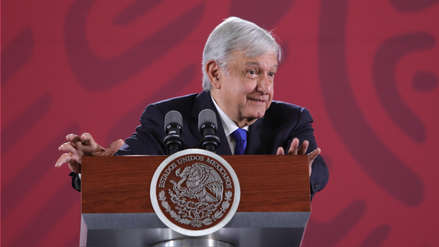 ¡Insólito! López Obrador pidió