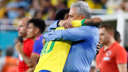 ¡Volvió con gol! Tite sobre el rendimiento de Neymar: