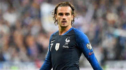 ¡No lo podía creer! Antoine Griezmann falló increíble penal en el partido entre Francia y Albania