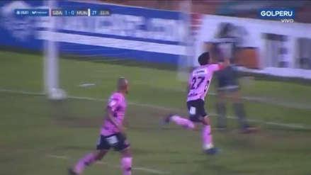 ¡Desató la locura en el Callao! Reimond Manco marcó de penal en el Sport Boys vs. Municipal