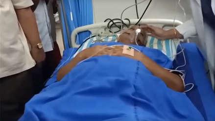 ¡Nunca perdió la fe!: Mujer de 73 años dio a luz a gemelas en la India