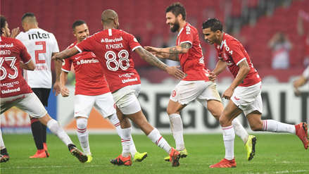 Sin Paolo Guerrero, Internacional venció 1-0 a Sao Paulo por la fecha 18 del Brasileirao