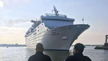 Huracán Dorian: más de mil personas fueron evacuadas de Bahamas en un crucero [VIDEO]