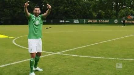 Precisión pura: Claudio Pizarro reveló su puntuación en FIFA 20 con milimétrico pase