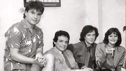 Camilo Sesto: La historia detrás de su foto viral junto a Juan Gabriel, Rocío Dúrcal y José José