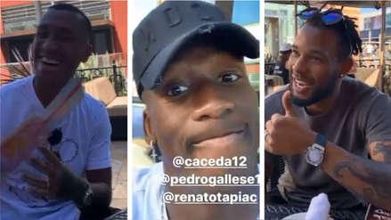 ¡Sobraron risas! El cómico momento de los jugadores de la Selección Peruana al pagar en un restaurante de Los Angeles