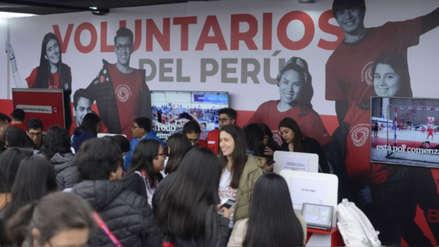 Gobierno hace un llamado a la ciudadanía para ser parte del voluntariado por el Bicentenario