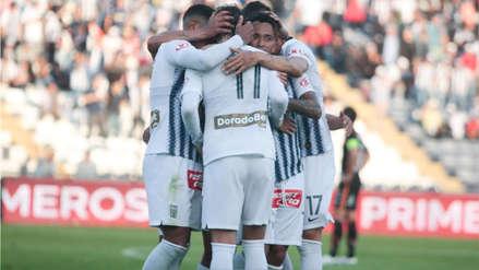 Alianza Lima derrotó 2-0 a Ayacucho FC y se ubica como uno de los líderes del Torneo Clausura