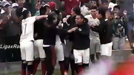 ¡Explotó la tribuna! El agónico gol de Alejandro Hohberg que le dio el triunfo a Universitario