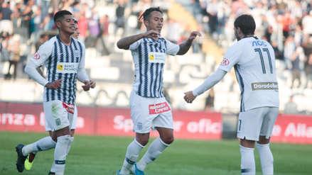 ¡Lo fusiló! Joazhino Arroé le dio el 2-0 a Alianza Lima ante Ayacucho FC en Matute