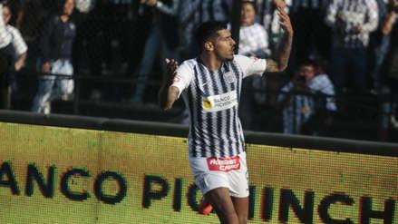 ¡Abrió el marcador! Adrián Balboa anotó el 1-0 de Alianza Lima sobre Ayacucho FC por la Liga 1
