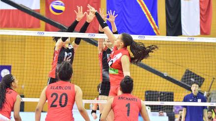 Perú perdió por 3-1 ante Japón en la cuarta fecha del Grupo C del Mundial de Voley Sub 18