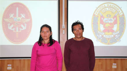 Dos presuntos terroristas fueron capturados en operativo conjunto realizado en Cusco