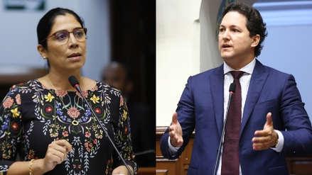 Salaverry: Letona presionó con su renuncia para que no investiguen a su esposo en la comisión Lava Jato