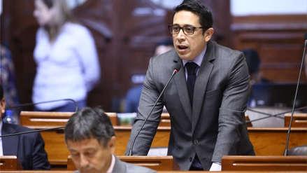 Congresista Miguel Castro estuvo en gimnasio de Lima en semana de representación