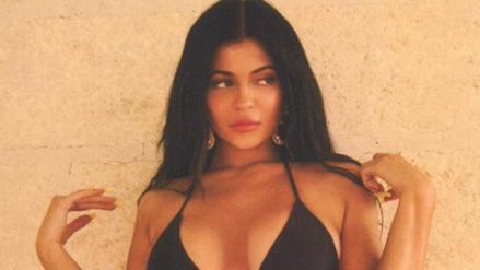 Kylie Jenner aparecerá por primera vez en la revista