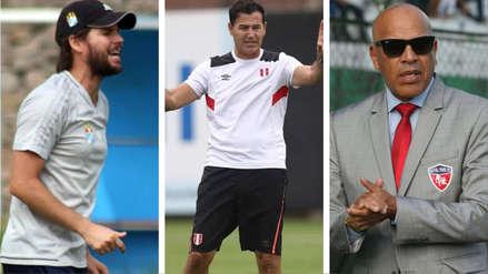 Los tres candidatos para reemplazar a Claudio Vivas en la dirección técnica de Sporting Cristal