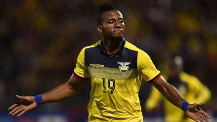 ¡Abrió el marcador! Michael Estrada anotó el primer gol del amistoso internacional entre Ecuador y Bolivia