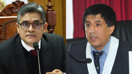 Recomiendan denunciar a fiscal Pérez Gómez y a juez Concepción Carhuancho por abuso de autoridad