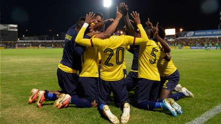 ¡Goleada! Ecuador venció 3-0 a Bolivia en amistoso internacional por fecha FIFA