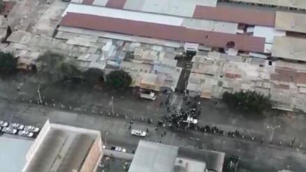 Chiclayo | Diez imágenes de la recuperación de 16 calles de acceso al Mercado Modelo