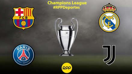Champions League 2019-20: los cinco partidos de la primera fecha de la fase de grupos que no te puedes perder