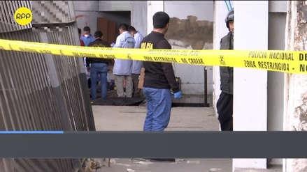 Crimen en SMP: familiar de víctima desmiente que haya tenido problemas policiales