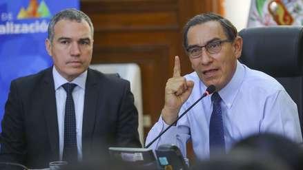 Comisión de Fiscalización rechazó retirar pedido para investigar adelanto de elecciones
