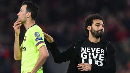 Liverpool se burla del Barcelona por el gol de córner que le hizo en la Champions League