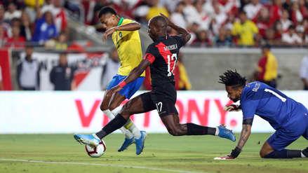 ¡Ganó la bicolor! 12 imágenes de la victoria de Perú ante Brasil en el amistoso internacional