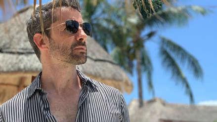 Marco Zunino grabó una serie de Netflix: