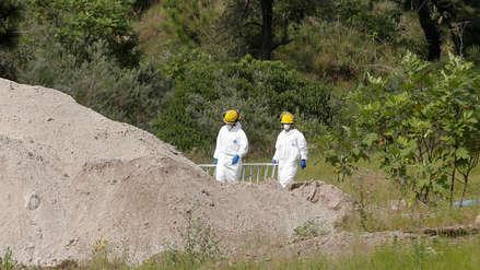 México: Hallan 119 bolsas con restos humanos en un bosque de Jalisco
