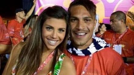 Alondra García Miró descartó planes de boda para este año con Paolo Guerrero