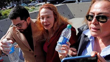 """Eliane Karp tras decisión del juez de EE.UU.: """"Lo están matando"""""""