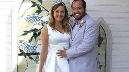 Carla Tello anunció el fin de su matrimonio con Junior Silva: