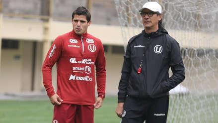 Universitario de Deportes: Aldo Corzo llegó a Perú y fue directamente a entrenar al Monumental