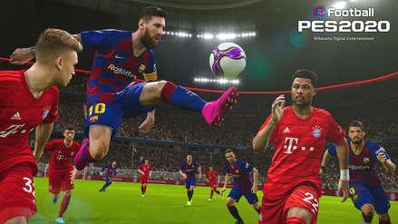 Lionel Messi, Francesco Totti y Ronaldinho aparecen en el tráiler de lanzamiento de eFootball PES 2020 [VIDEO]