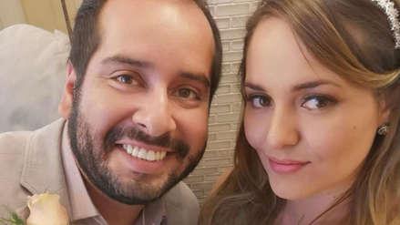 Junior Silva y Carla Tello se separaron tras seis meses de matrimonio