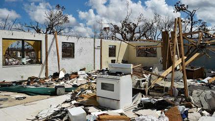 Al menos 1,300 personas siguen desaparecidas en las Bahamas tras el paso del huracán Dorian