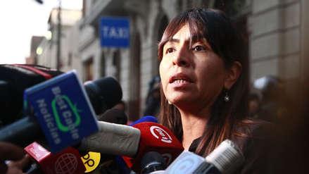 Giulliana Loza sobre caso de Keiko Fujimori: