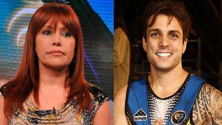 Magaly Medina criticó al programa que aceptó a Nicola Porcella en su regreso a la televisión