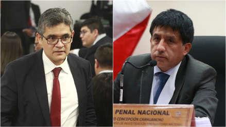 Fiscalía Suprema archivó denuncia presentada por Chávarry contra Pérez Gómez y Concepción Carhuancho