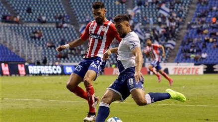 Puebla cayó 3-1 ante Atlético San Luis por la fecha 9 del Torneo Apertura por la Liga MX