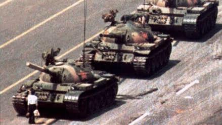 Murió Charlie Cole, autor de la histórica foto de la plaza de Tiananmen