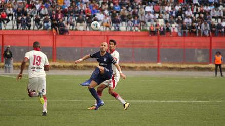 ¡Punto de apoyo! Alianza Lima igualó 1-1 con UTC en Cajamarca por la fecha 7 del Torneo Clausura