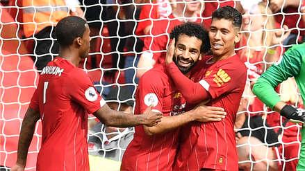 ¡Victoria de los 'Reds'! Liverpool venció 3-1 a Newcastle por la quinta fecha de la Premier League