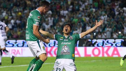 Con Pedro Aquino, León le dio vuelta a Juárez y terminó ganando por 3 a 1